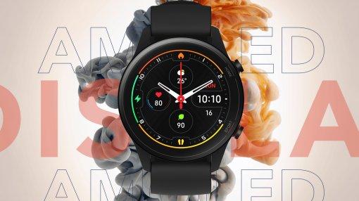 Xiaomi представила смарт-часы MiWatch Revolve Active