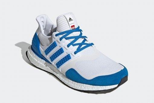 Adidas представил новую совместную коллекцию кроссовок с LEGO