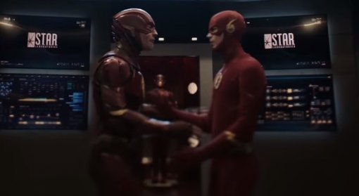 Вфильме «Флэш» появится Барри Аллен Гранта Гастина изсериала The CW