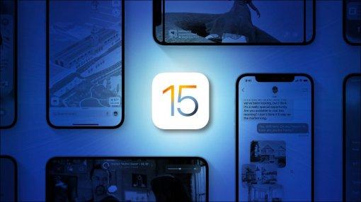 Apple назвала модели iPhone иiPad, которые обновятся доiOS 15 иiPadOS15