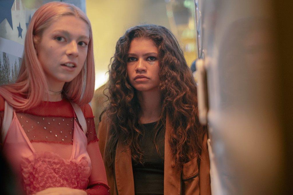 HBO выложил тизер второго сезона «Эйфории» сЗендеей