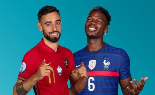 Матч дня наЕвро-2020: Франция иПортугалия сыграли вничью