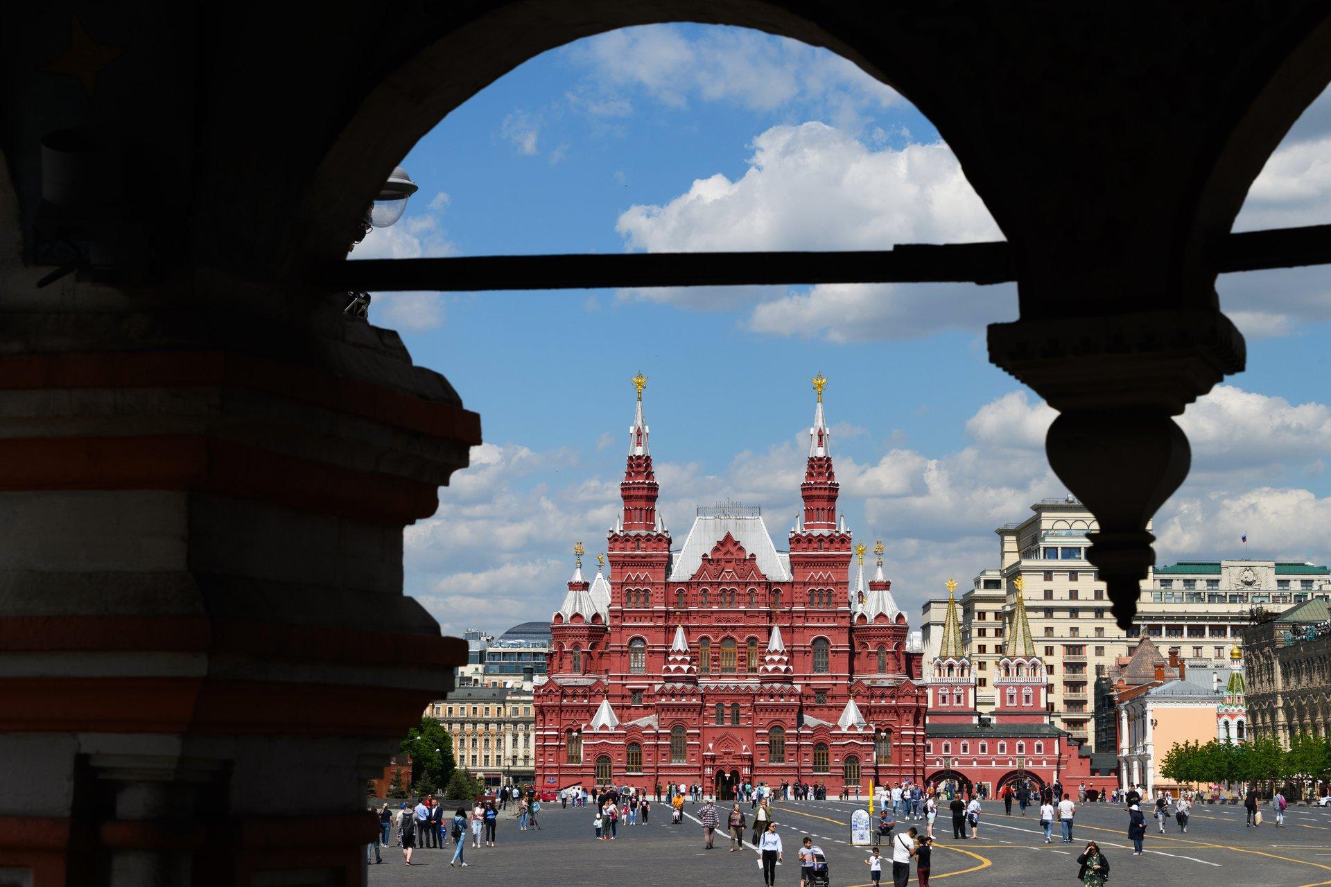 Mail.ru создал карту России ввиде постеров сразными городами страны