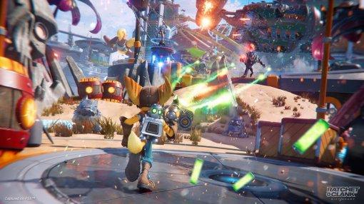 Новый трейлер Ratchet & Clank: Rift Apart посвятили эволюции франшизы с 2002 по 2021