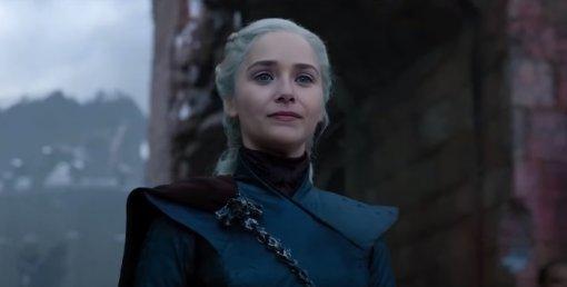 DeepFake: Элизабет Олсен стала Дейнерис из«Игры престолов» вместо Эмилии Кларк