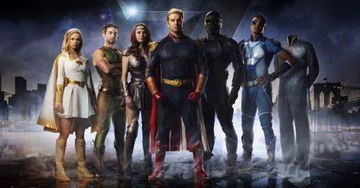 «Пацаны»: ккасту 3 сезона добавились 3 актёра— они сыграют новых супергероев