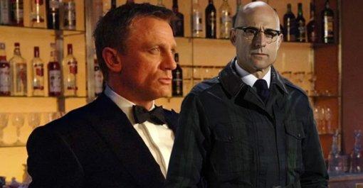 Марк Стронг потерял роль врага Джеймса Бонда из-за пьянки сДэниэлом Крэйгом