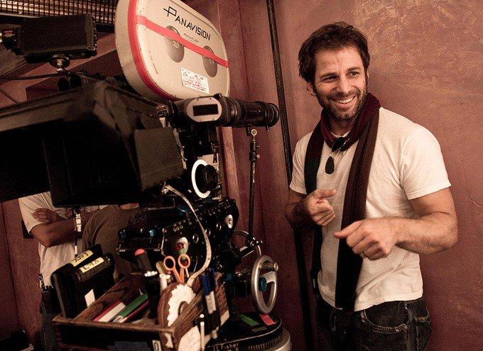 Зак Снайдер займётся разработкой научно-фантастического фильма Rebel Moon для Netflix