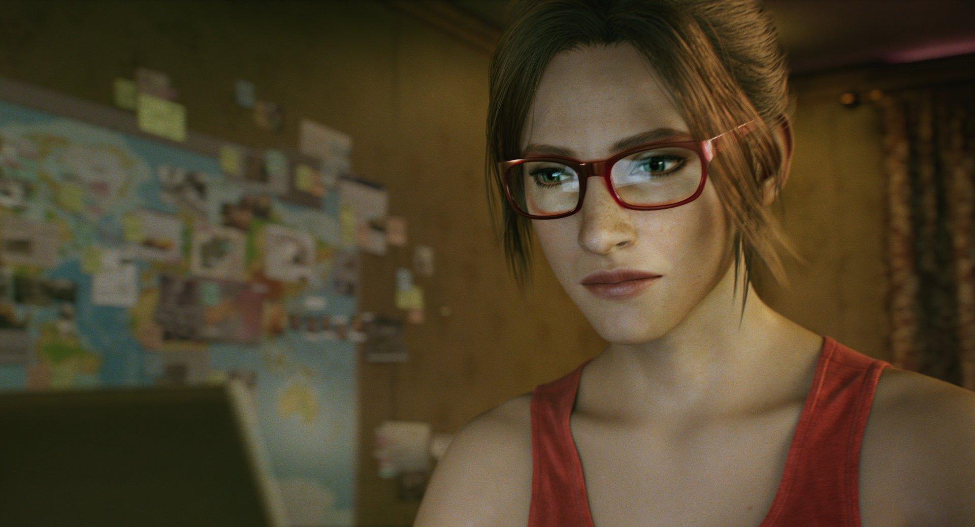 Netflix показал персональные постеры героев Resident Evil: Infinite Darkness