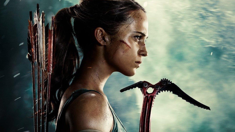Алисия Викандер рассказала, что работа над сценарием сиквела «Лары Крофт» уже началась