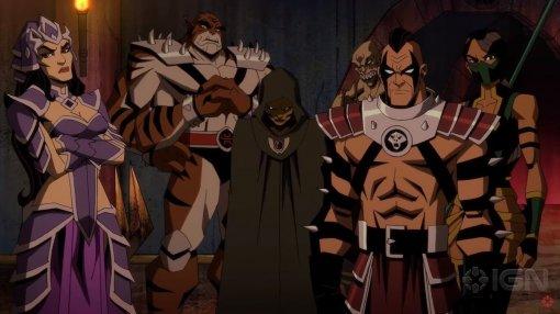 ЭдБун показал кровавый трейлер мультика Mortal Kombat Legends: Battle ofthe Realms