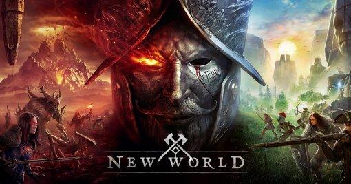Бета-версию New World одновременно опробовали 200 тысяч человек