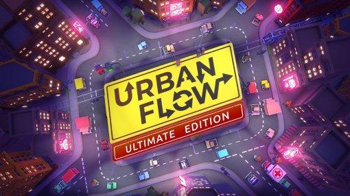 Дураки и дороги: симулятор пробок Urban Flow выйдет на ПК, PS4 и Xbox One