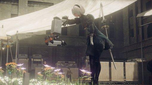 NieR: Automata получит масштабный патч в Steam. Его ждали четыре года
