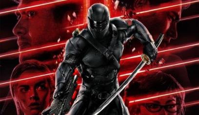 Bosslogic показал новый постер «Снейк Айза»— приквела «G.I. Joe: Бросок кобры»