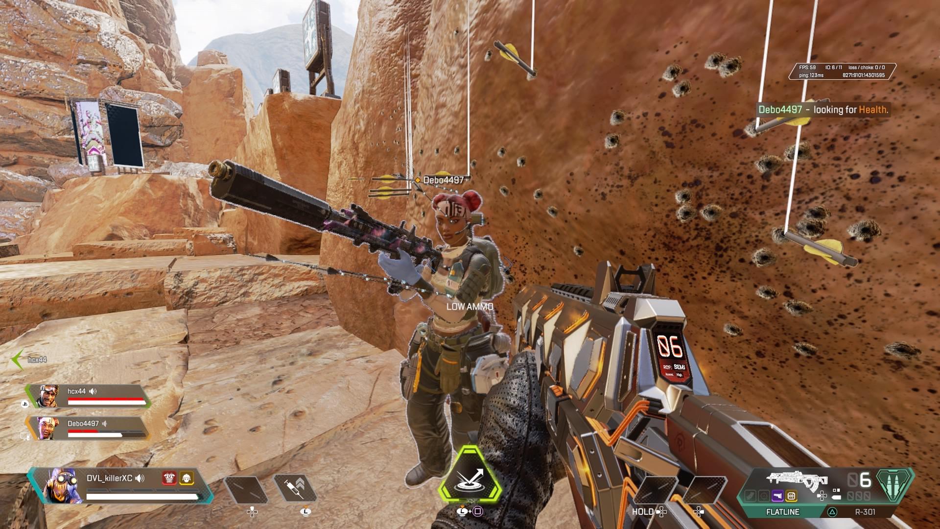 Игроки Apex Legends пожаловались нахакерскую атаку
