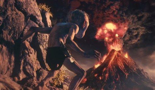 Голос Саурона иТрандуил: вышел новый трейлер игры The Lord ofthe Rings: Gollum