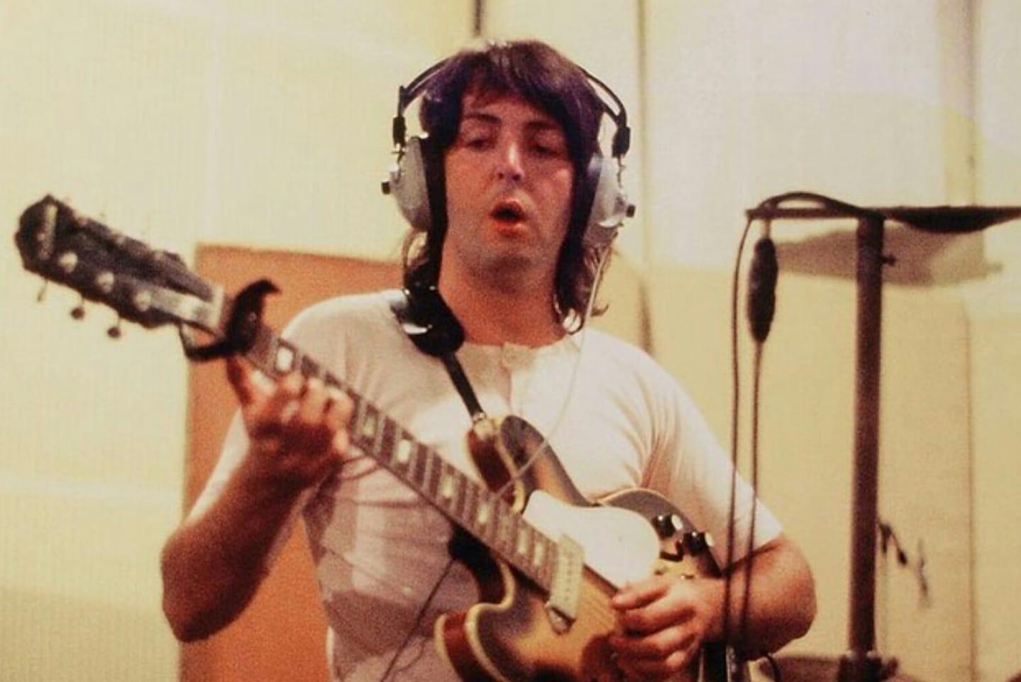 McCartney 3,2,1: Вышел первый трейлер черно-белого интервью с Полом Маккартни