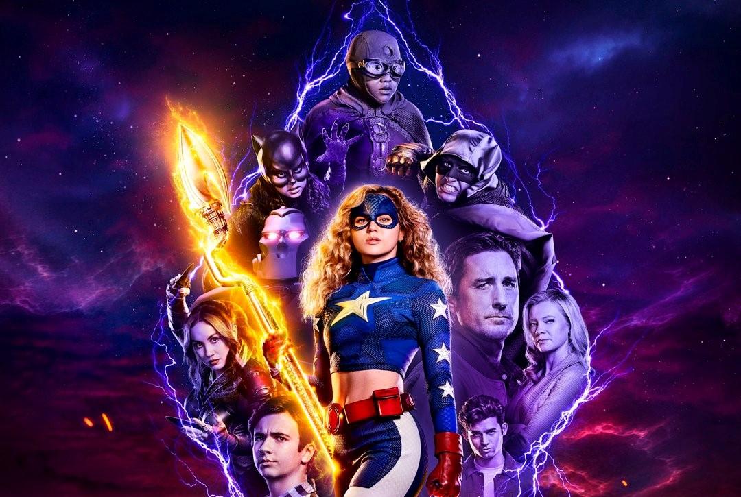 Показали новый постер сериала «Старгёрл» покомиксам DCотThe CW