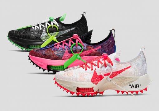 Nike выпустит яркие кроссовки с шипами в коллаборации сOff-White
