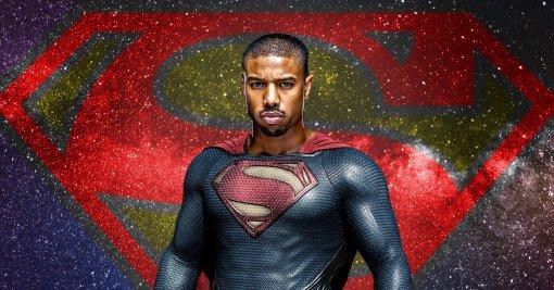Майкл Б. Джордан готовит свой проект о темнокожем Супермене Вал-Зоде для HBO Max