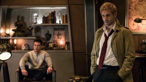 Константин покинет «Легенды завтрашнего дня» после шестого сезона