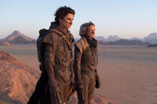 Warner Bros. выпустила новый трейлер «Дюны»