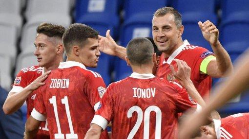 ЧМ-2022: сборная России сыграет против Словакии и Кипра в Казани и Санкт-Петербурге