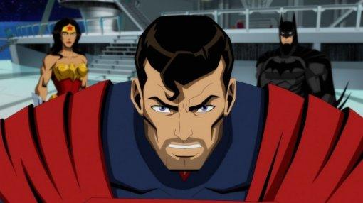 Появился первый кадр мультфильма Injustice поигре DC, объявлены актёры озвучки