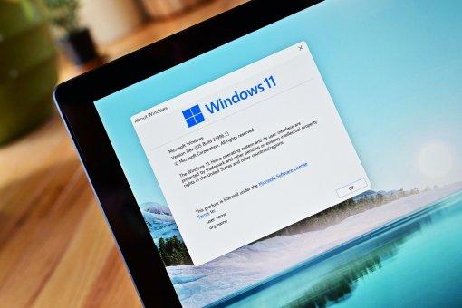 Microsoft выпустила первую бета-версию Windows11