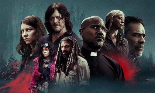 «Ходячие мертвецы»: вышел первый трейлер финального 11 сезона— Жнецы вернулись