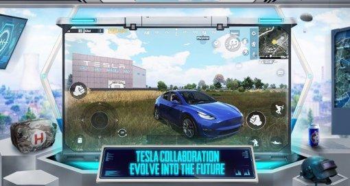 Новое обновление PUBG Mobile добавило в королевскую битву Tesla и аэротранспорт