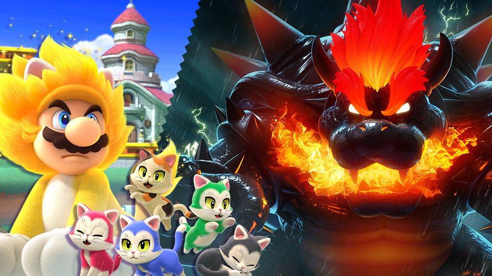 Названы самые продаваемые игры вЕвропе в2021 году. Среди них Super Mario иMinecraft