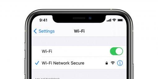 Специалист обнаружил баги на iPhone при подключении к Wi-Fi со странными названиями
