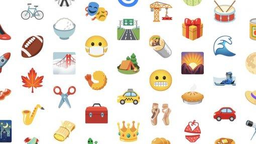 Google и Microsoft представили новые смайлики. Среди них легендарный «Скрепыш»