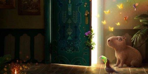 Disney показал первый постер мультфильма «Энканто» осемье волшебников