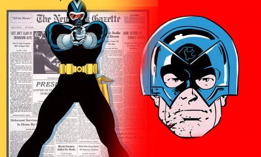 «Миротворец»: появился первый взгляд накостюм Виджиланте изсериала DC