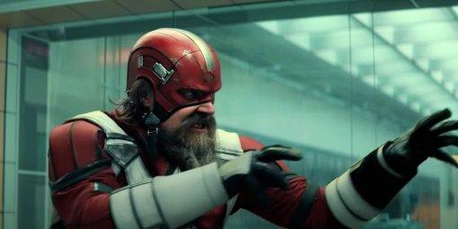 Дэвид Харбор хочет сделать отсылку на Красного стража в четвёртом сезоне «Очень странных дел»