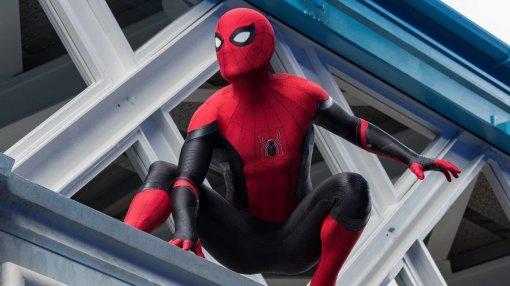 В Twitter слили возможный костюм Питера Паркера из «Человека-паука: Нет пути домой»