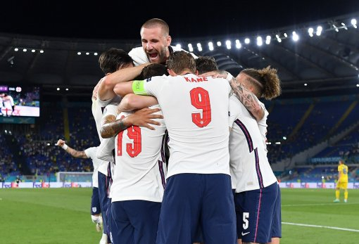 Четвертьфиналы Евро—2020: Англия обыграла Украину ивышла вполуфинал