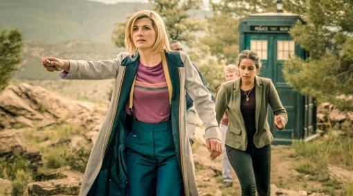 Появился первый трейлер 13-го сезона сериала «Доктор Кто»