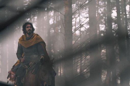 Авторы «Легенды о Зелёном Рыцаре» показали постер фильма с Девом Пателем