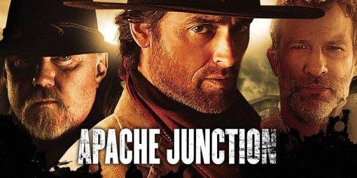 Вышел трейлер вестерна Apache Junction орепортёрше наДиком Западе сТомасом Джейном
