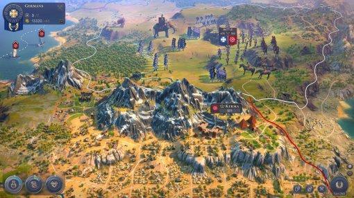 Стратегия Humankind получила новый трейлер и подробности о масштабах игры