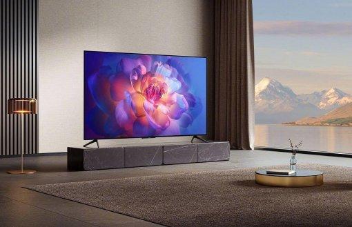Xiaomi представила «умные» телевизоры MiTV6 OLED сразрешением 4К