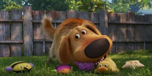 Pixar показал трейлер ипостер спин-оффа «Вверх»— мультсериала Dug Days опсе Даге