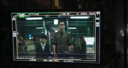 Marvel поделился новым видео осъёмках «Шан-Чи илегенда десяти колец»