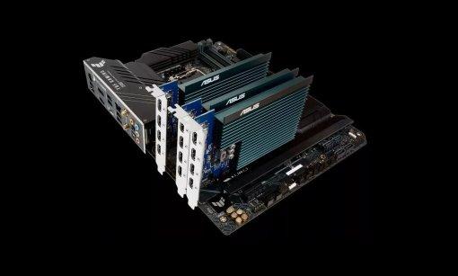 Asus вернула впродажу обновлённую видеокарту GeForce GT730 из2014 года