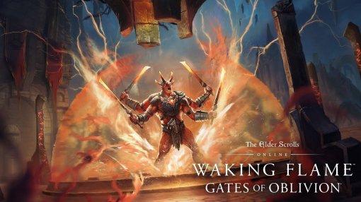 Вышел геймплейный трейлер Waking Flame— дополнения The Elder Scrolls Online