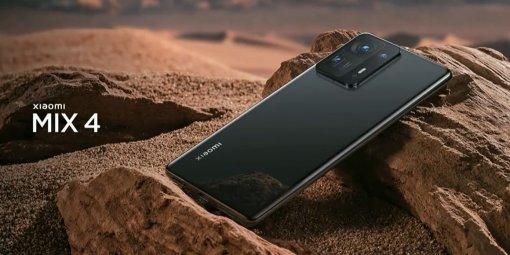 Xiaomi показала MiMix 4 счипом Snapdragon 888+ ивстроенной вдисплей камерой